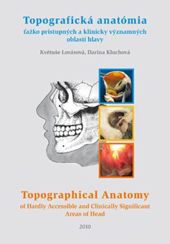 Topografická anatómia ťažko prístupných a klinicky významných oblastí hlavy