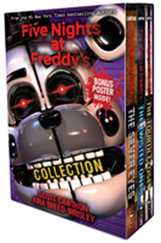 Five Nights at Freddy's 3-book boxed set - Cawthon Scott