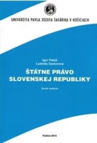 Štátne právo Slovenskej republiky