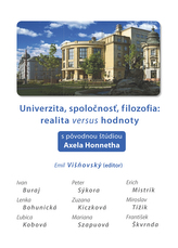 Univerzita, spoločnosť, filozofia: realita versus hodnoty