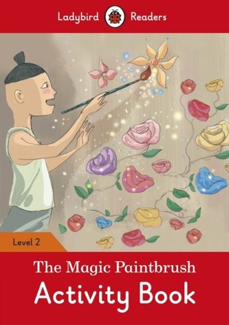 The Magic Paintbrush Activity Book - Ladybird Readers Level 2