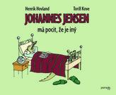 Johannes Jensen má pocit, že je iný