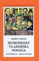 Humoresky Vladimíra Nosáľa - pevná
