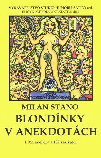 Blondínky v anekdotách