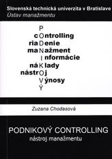 Podnikový controlling - nástroje manažmentu