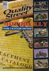 Motocykly, Automobily