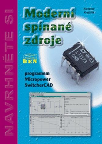 Moderní spínané zdroje programem Micropower SwitcherCAD