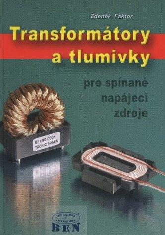 Transformátory a tlumivky pro spínané napájecí zdroje