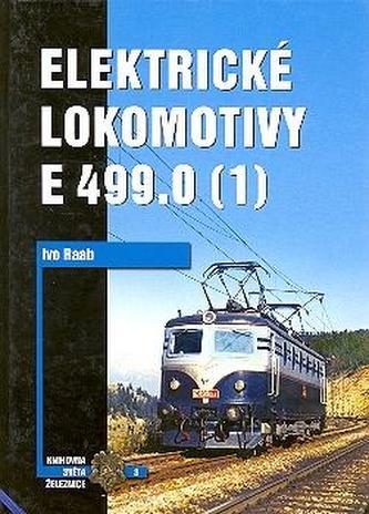 Elektrické lokomotivy E 499.0 1.