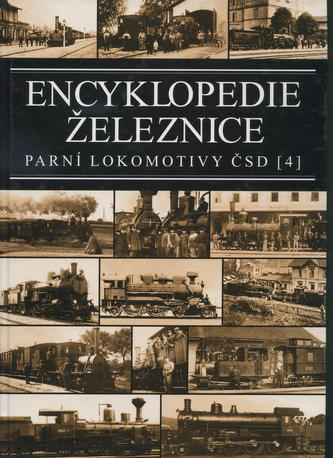 Encyklopedie železnice - Parní lokomotivy ČSD (4)