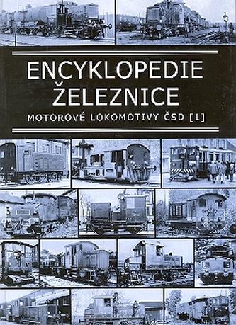 Encyklopedie železnice - Motorové lokomotivy ČSD 1.