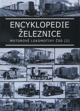 Encyklopedie železnice - Motorové lokomotivy ČSD 2.