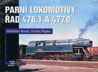 Parní lokomotivy řad 476.1 a 477.0