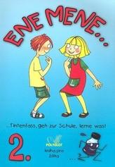 Ene mene - 2. díl, kniha pro žáka