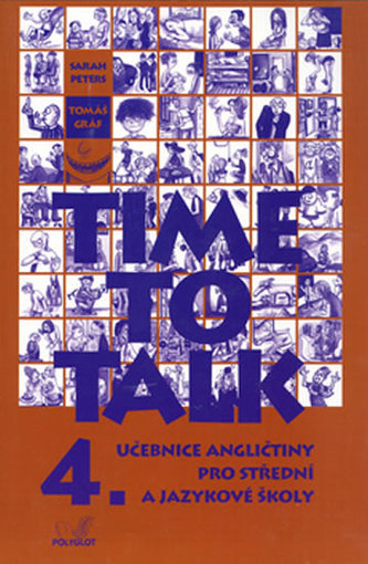 Time to Talk 4. /B2/ - Tomáš Gráf
