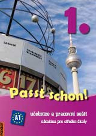 Passt schon! /A1/ - Učebnice a pracovní sešit