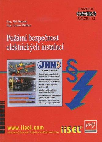 Požární bezpečnost elektrických instalací