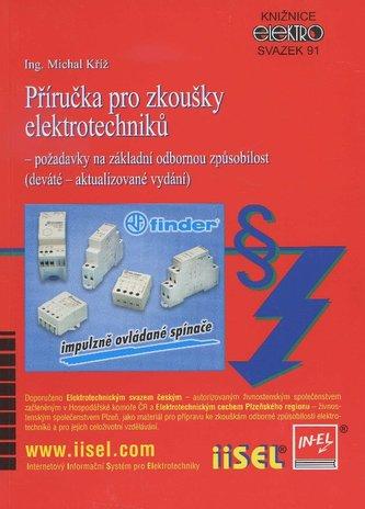 Příručka pro zkoušky elektrotechniků