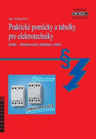Praktické pomůcky a tabulky pro elektrotechniky