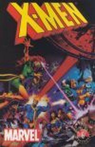 X-Men (kniha 01)
