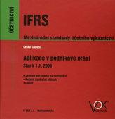 IFRS Mezinárodní standardy účetního výkaznictví
