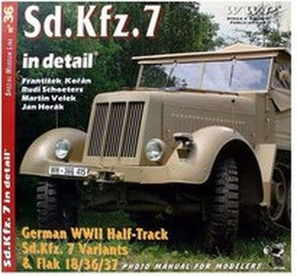 Sd.Kfz.7 Variants In Detail