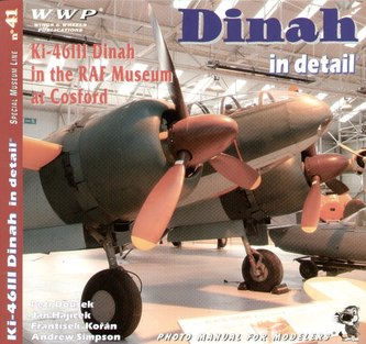 Ki-46III Dinah in detail