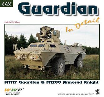 Guardian M1117 & M1200 In Detail