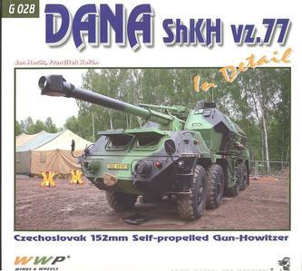 DANA ShKH vz.77 In Detail