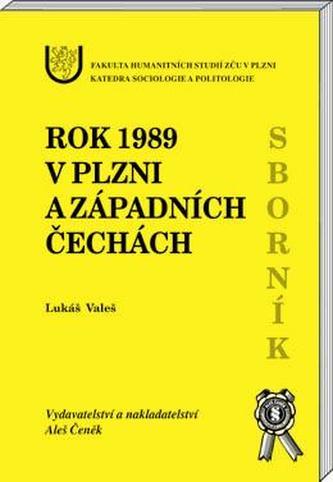 Rok 1989 v Plzni a západních čechách