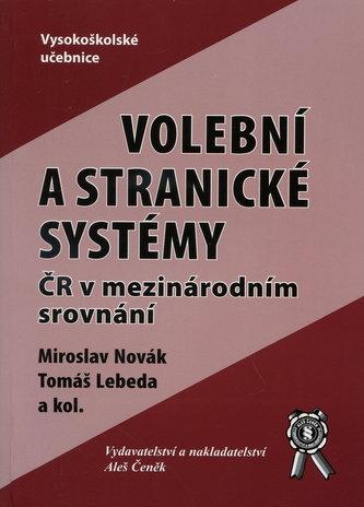 Volební a stranické systémy