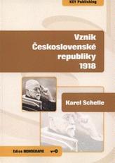 Vznik Československé republiky 1918
