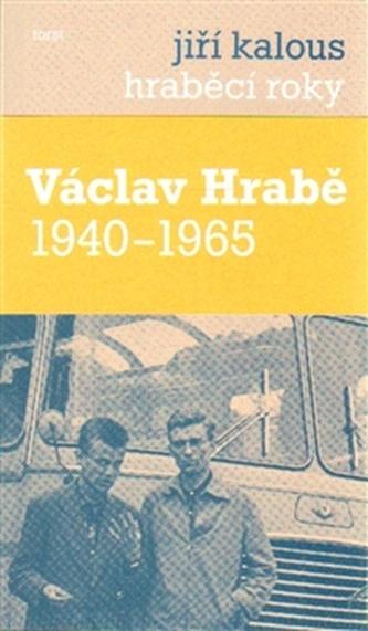 Hraběcí roky - Jiří Kalous