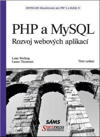 PHP a MySQL rozvoj webových aplikací