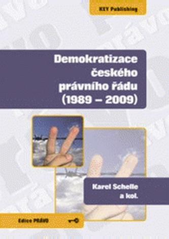 Demokratizace českého právního řádu