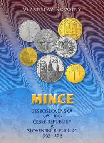 Mince Československa 1918-1992 České republiky a Slovenské republiky 1993-2013