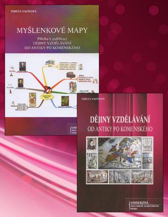 Dějiny vzdělávání od antiky po Komenského