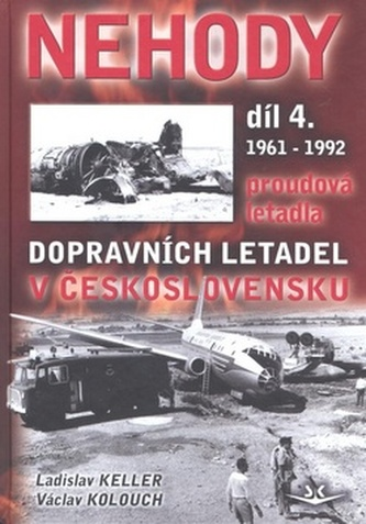 Nehody dopravních letadel v Československu 1961-1992