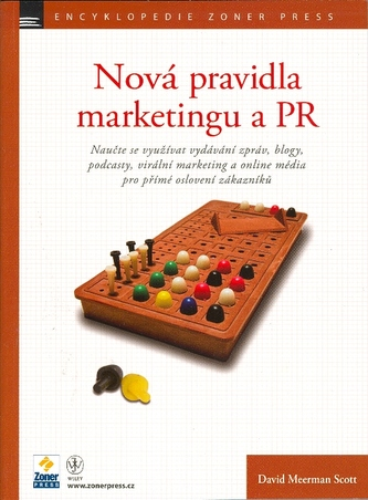Nová pravidla marketingu a PR