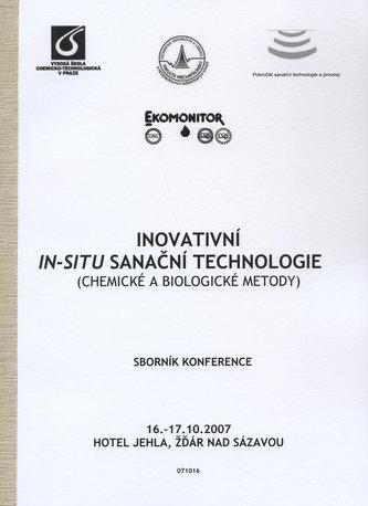Inovativní in-situ sanační technologie
