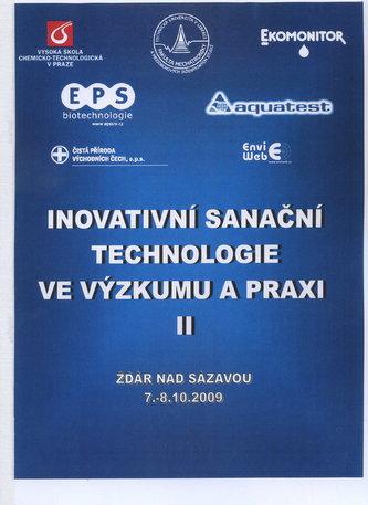 Inovativní sanační technologie ve výzkumu a praxi II