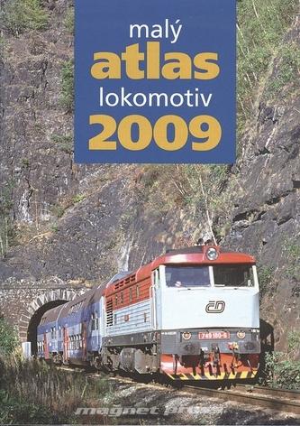 Malý atlas lokomotiv 2009