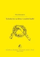 Techniky hry na flétnu v soudobé hudbě