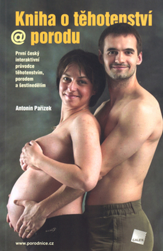 Kniha o těhotenství a porodu