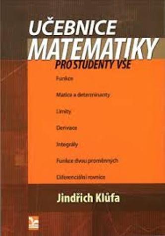 Učebnice matematiky pro studenty VŠE