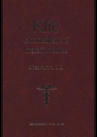 Klíč k homeopatické materii medice