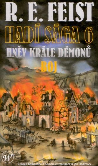 Hadí sága 6 - Hněv krále démonů: Boj