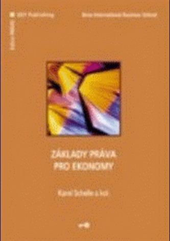 Základy práva pro ekonomy - a kolektív