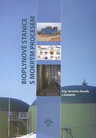 Bioplynové stanice s mokrým procesem