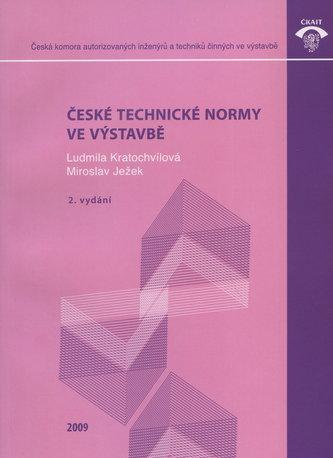 České technické normy ve výstavbě